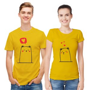 Bear Couples T-Shirts