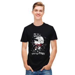 Joker PUBG T shirt